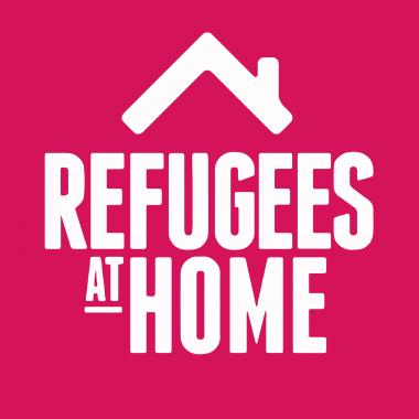 Refugees At Home Website Design & Development