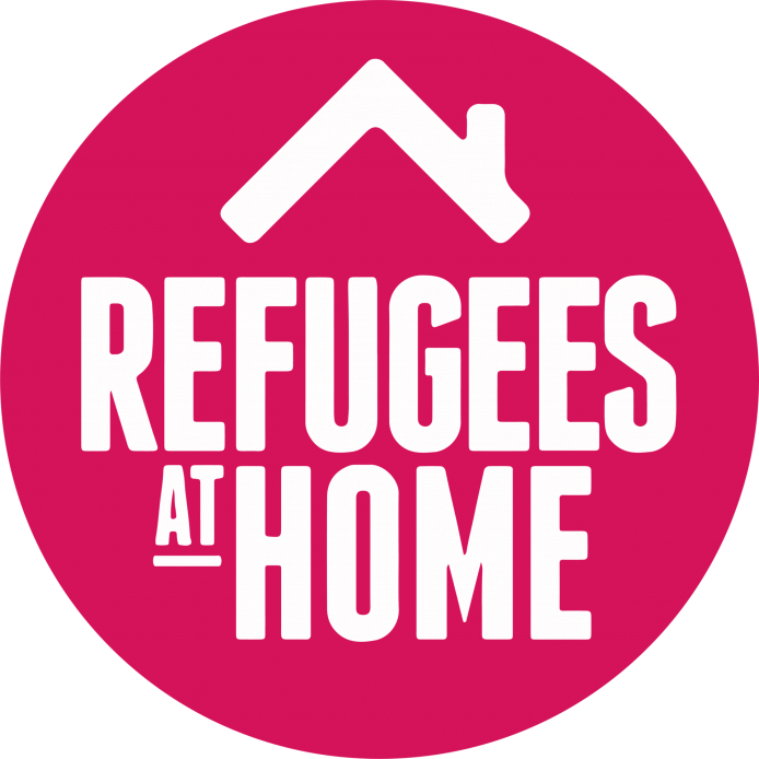 Refugees At Home Website Design & Development